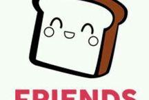 amigas para siempre