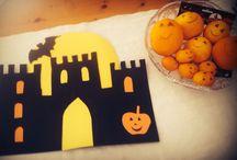 Halloween en casa..!