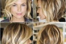 Hair cut :) / by Elisa Sands