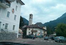 La Valle del Vanoi / Località turistica delle Dolomiti