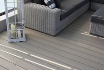 Nomawood 100% Synthetic Decking Applications / 100% Synthetic Decking Profile, Maintenance Free, Non Slip decking, Water & UV resistant Contact us :enquiries@nmc-uk.com