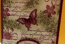 Motylkowe kartki