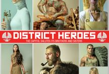 District Heroes / by The Hunger Games