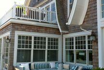 decks + patios / by Lindsay Stephenson