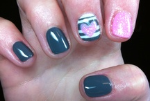 Nails by Chelsey / by Chelsey Labossiere