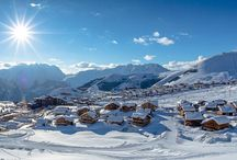 L'ALPE D'HUEZ / Shall we ski here in 2019?
