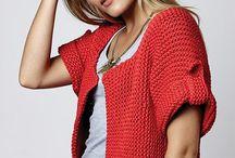 Háčkovanie - pletenie : vzory