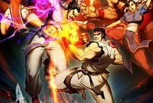 The Heart of Battle / Sharing the Love of Street Fighter