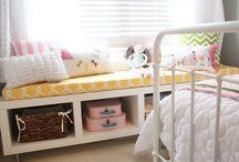 Ava's Room/Guest Room / by Kristin Railton