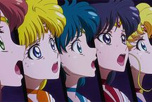 sailor moon scene