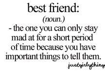 My Friends / Peyton, Leah,Reighn,Holly,Ashley,and Chloe / by Mackenzie Baxter