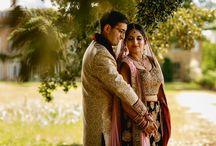 Real Wedding - Priya & Mayur / Photos by F5 Photography Priya and Mayur's Hindu Wedding and Reception was an amazing day full of celebrations.