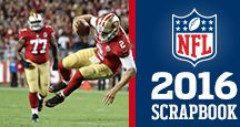 2016 Season Scrapbook / Take a look at highlights from the 2016 NFL season!