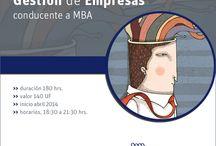 Educación Ejecutiva - Universidad de Chile 2014 / Programas de Educación Ejecutiva de la Universidad de Chile tales como Diplomados, Cursos de Especialización, Seminarios y Talleres.