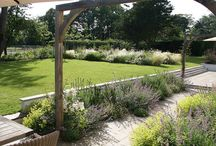 Planting in country gardens / Planting in country gardens by Charlotte Rowe Garden Design