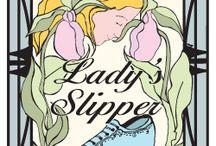 Ladys Slipper Vintage Blog