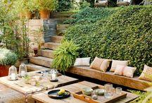 Outdoor home ideas / by jennifer heasley