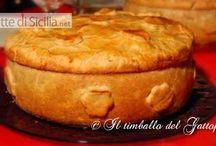 Sicilia - ricette