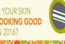 "Looking Good in 2016 #LookingGoodin2016 / Is your skin ""Looking Good in 2016?"" The American Academy of Dermatology encourages everyone to make sure their skin is ""Looking Good"" by protecting it from the sun's ultraviolet rays and checking it for signs of skin cancer. #LookingGoodin2016 / by American Academy of Dermatology"