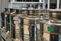 Dove nascono le nostre essenze / Il laboratorio dove nascono le preziose Essenze e profumi  realizzati con cura atigianale