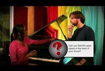 jak volně zpívat