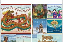 Read around the World / Kids & Adult Books about other countries and cultures / by Chippewa Falls Public Library
