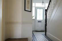 Podłoga w hallu