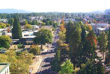 Eugene Community Scene