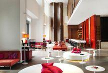 Wanderlust : Hotels / by Yeeling