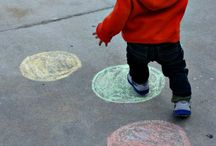 Physical Literacy 0-6 / Physical literacy activities geared towards children 0-6 years.