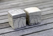 Boîtes en ceramique