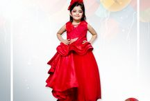 Kids Birthday Party Wear / Own #birthday or friends birthday party. Our Divas cannot say no to the wide range of floral, embellishment and princess designer dresses. For the dudes, fusion wear will be the right click.