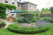 Garten Gestaltung