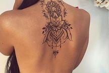 Girls tatoo