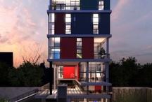Edifícios / Inspiração para nossos projetos! www.vdarquitetura.com