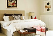 Decor - Bedroom / by Cathy Brown