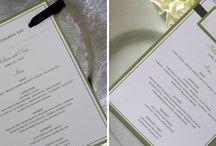 Diy wedding / by Lindsey Weinstein