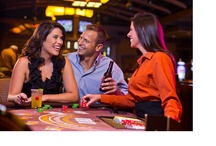 Play / The Diamond Jo Casino has over 975 slots, and all games that you want to play. So stop in and try your hand at Blackjack, Craps, Pai Gow Poker, Roulette or Mississippi Stud.