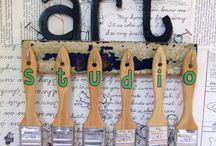 ArtEd- Classroom Decor & Organization