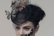 Millinery & Masks...