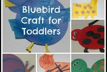 Boy crafts / Dinosaurs, crocodiles, cars, helicopters, etc.