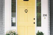 Front doors & other doors