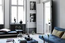 Black And White Home Decoraton