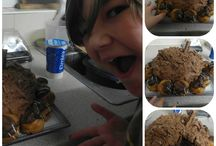 Bake Off! / My Cakes & Baking and a few of my sons :)