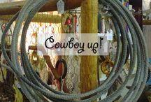 I'm a cowgirl!
