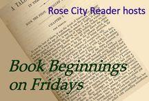 Book Beginnings Friday Meme