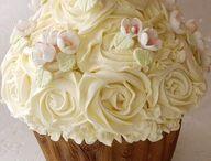 Giant cupcakes