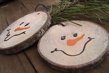 Winter Holz
