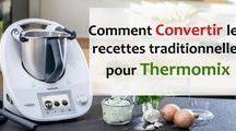 Convertir recettes pr thermomix