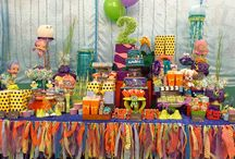 Bubble guppies party ideas by Jessy Gibbs